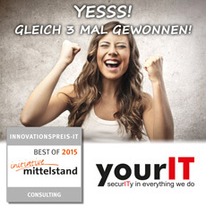 Innovationspreis-IT Consulting 2015