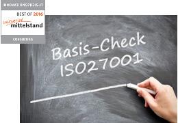 Basis-Check ISO 27001