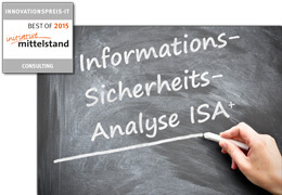 Informations-Sicherheits-Analyse ISA+