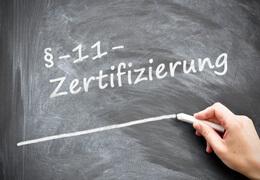 §-11-Zertifizierung für Auftragsdatenverarbeiter